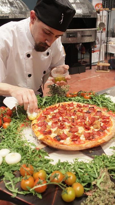 pizza artisanale à Rouen